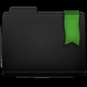 Green, Ribbon Icon