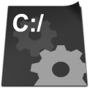 Cmd, Settings Icon