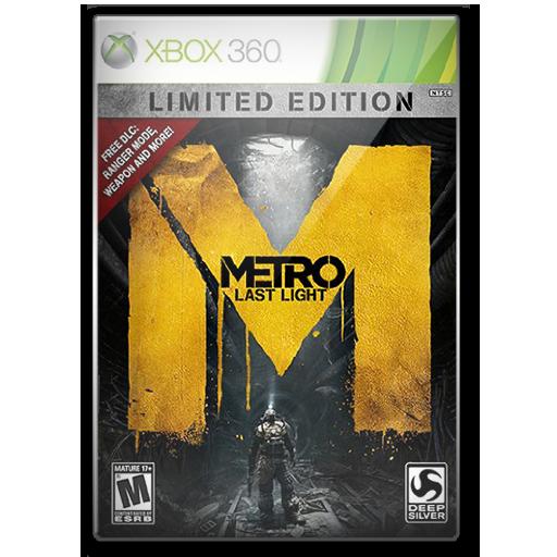Last, Light, Metro, Xbox Icon