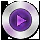 Round, Videos Icon