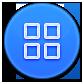 App, Drawer, Round Icon