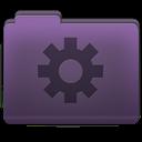 Purple, Smart Icon