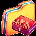 Folder, Personal, Storage Icon