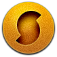 Round, Soundhound Icon