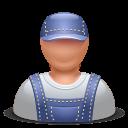 Contractor Icon