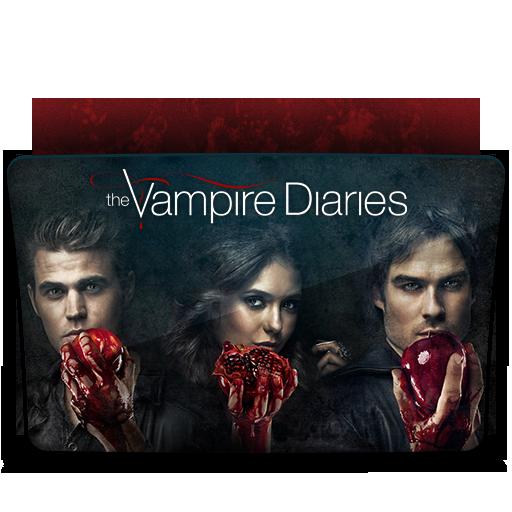Diaries, The, v, Vampire Icon