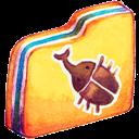 Folder, Goliath Icon