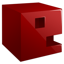 3d E Letter Icon Download Free Icons