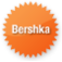 Bershka, Logo, Orange Icon