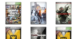Games 2013 Icons