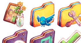 Summer Love Icons