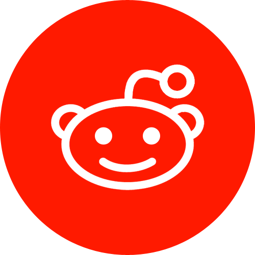 Reddit, Round Icon