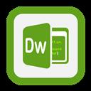 Dreamweaver, Outline Icon