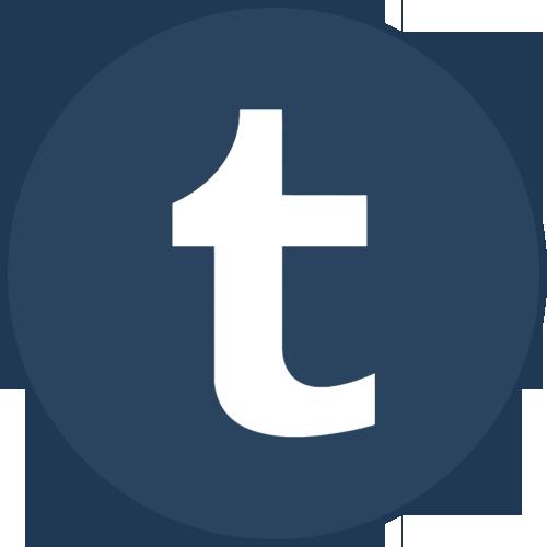 Border, Round, Tumblr, With Icon