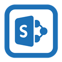 Outline, Sharepoint Icon