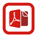 Acrobat, Outline Icon