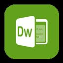 Dreamweaver, Solid Icon