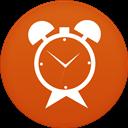 Circle, Flat, Timer Icon