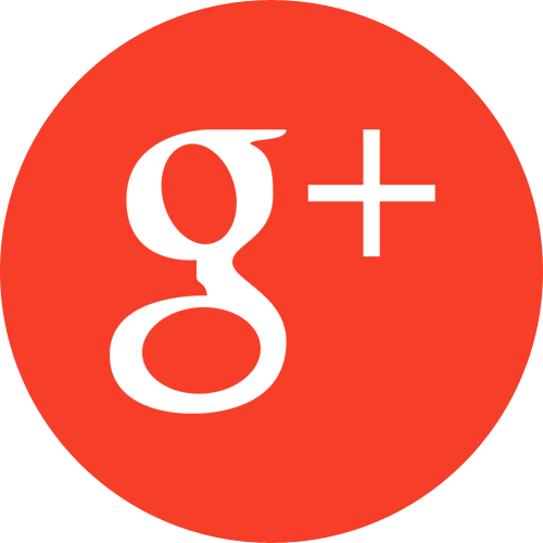 Googleplus, Revised, Round Icon