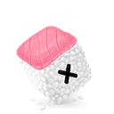 Cube, x Icon
