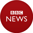 Bbc, Circle, Flat, News Icon