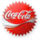 Coca, Cola, Logo Icon
