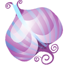 Flower, Purple Icon