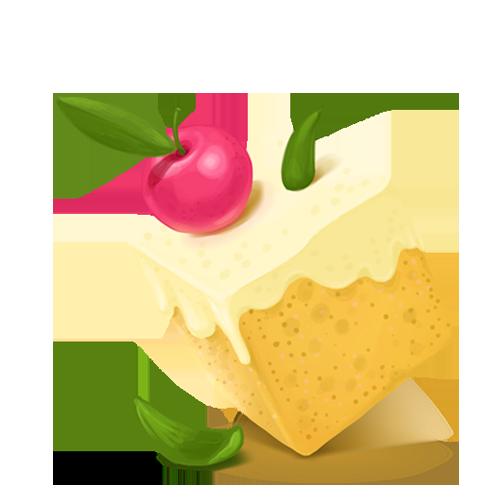 Cherry, Desert Icon