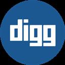 Digg, Round Icon