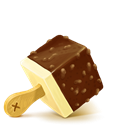 Chocolate, Cream, Ice Icon