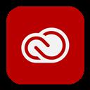 Cloud, Creative, Solid Icon