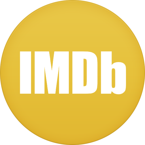 Circle, Flat, Imdb Icon