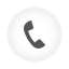 Dial, Phone, Round, White Icon