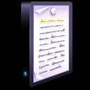 Documents, Text Icon