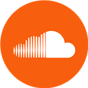 Round, Soundcloud Icon