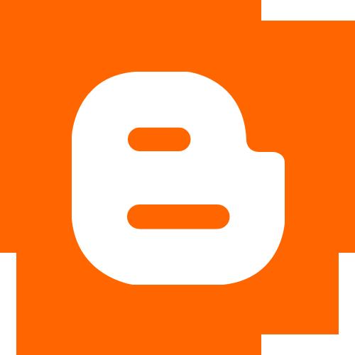 Blogger, Round Icon