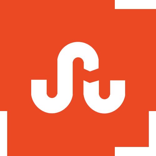Round, Stumbleupon Icon