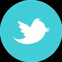 Old, Round, Twitter Icon