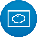 Circle, Flat, Pictures Icon