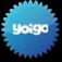 Blue, Logo, Yoigo Icon