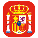Logo, National, Spain, Team Icon