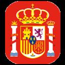 Logo, National, Spain, Team Icon