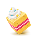 Desert, Yellow Icon