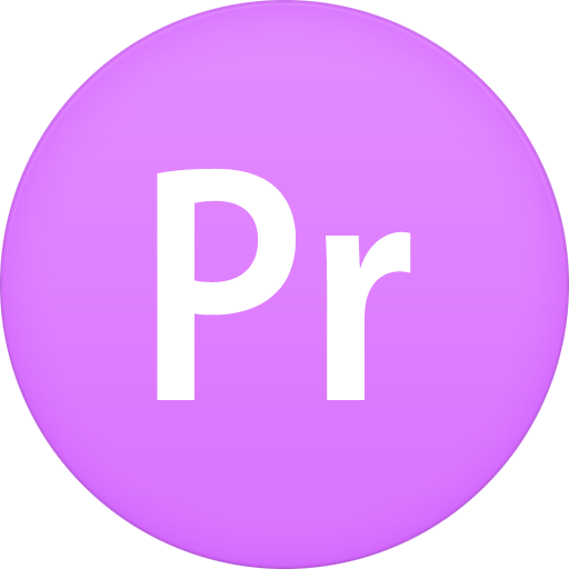 Circle, Flat, Premiere Icon