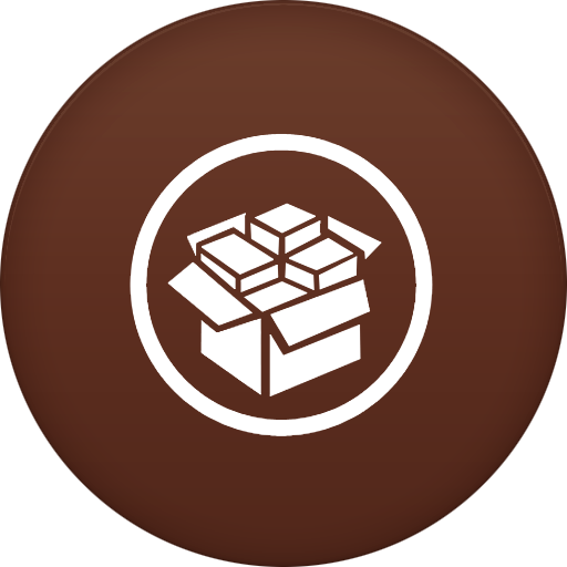 Circle, Cydia, Flat Icon