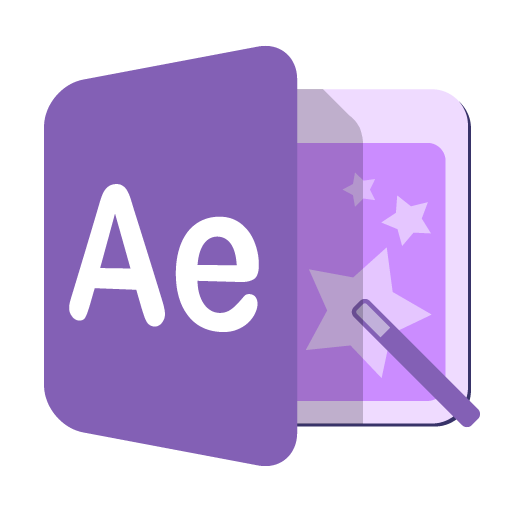 Aftereffects, Freeform Icon