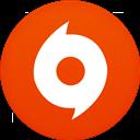 Circle, Flat, Origin Icon