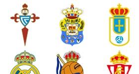Spanish Football Clubs Icons