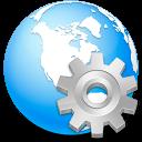 Earth, Internet, Network, Service, World Icon