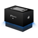 Apple, Iphone Icon